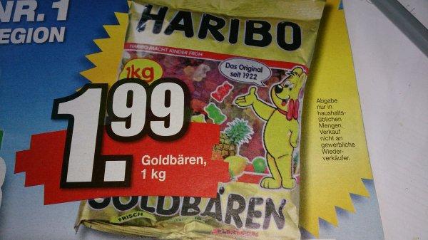 Haribo Goldbären 1kg Packung bei Möbel Buhl Fulda & Wolfsburg