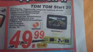 [Sopo Markt] Tomtom Start 20 Holiday Edition für 49,99