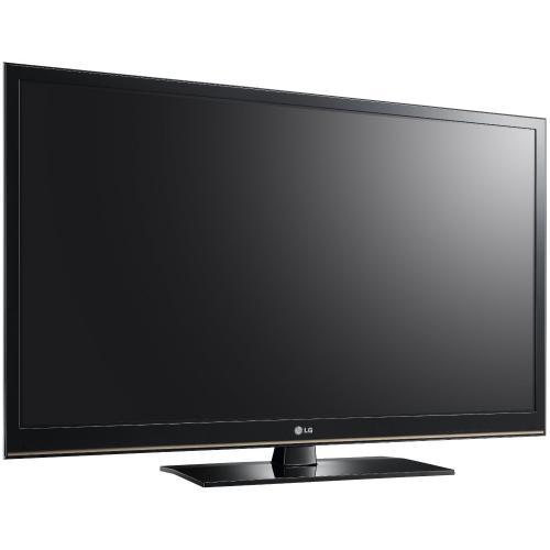 LG 50PV350 127 cm (50 Zoll) Plasma-Fernseher (Full-HD, 600Hz, DVB-T/C, CI+) schwarz