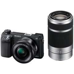 Sony Alpha NEX-6 Kit 16-50 mm + 55-210 mm (NEX-6Y) für 616,55 € @Sony Outlet