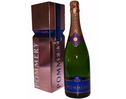 POMMERY Champagner Brut Rosé 750 ml Flasche in Geschenkverpackung für 29,98 inkl. Versand