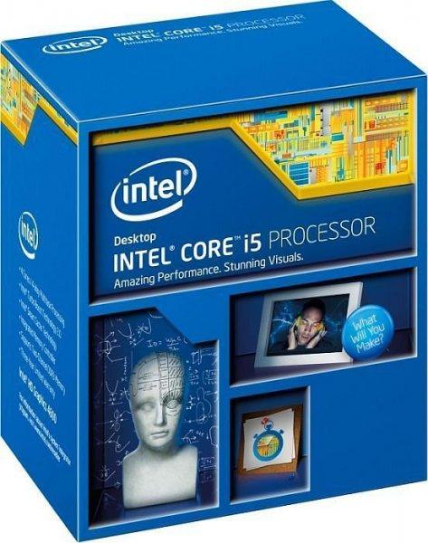 Intel Core i5-4590S BOX für 153,89 bei Cyberport