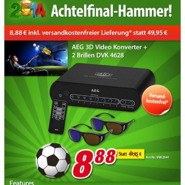 AEG 3D Video converter VdK 4628 @voelkner