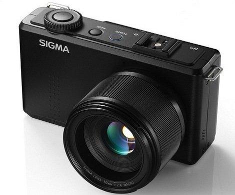 wieder da: Sigma DP3M Merill für 337€ @Amazon.fr