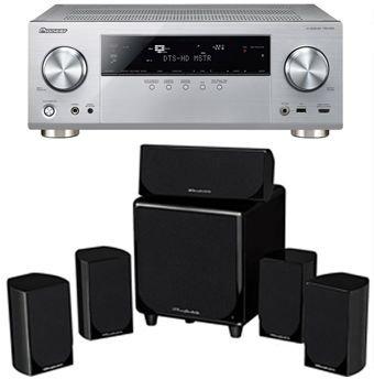 Pioneer VSX-923-S und Wharfedale Moviestar DX-1 HCP für 666€ @ soundpick - 7.2 Receiver mit 5.1 Lautsprecherset