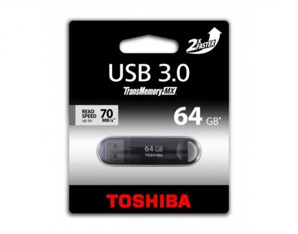 Toshiba 64GB USB 3.0  Stick  Suzaku  @meinpaket