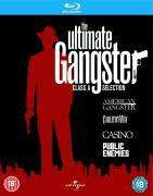 The Ultimate Gangster Box [Blu-ray] @thehut für ~15,80 € - Amer. Gangster+Casino mit dt. Tonspur-