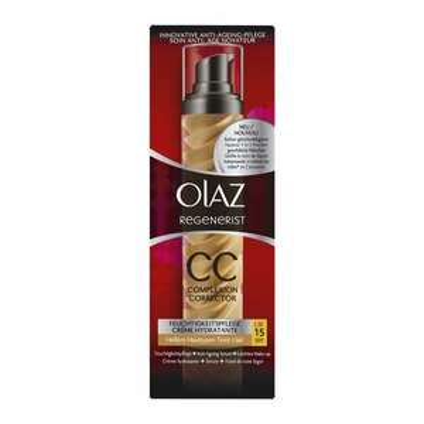 [Amazon-Blitzangebot] Olaz Regenerist CC Creme Touch of Foundation, hell, 1 x 50 ml für 14,99€