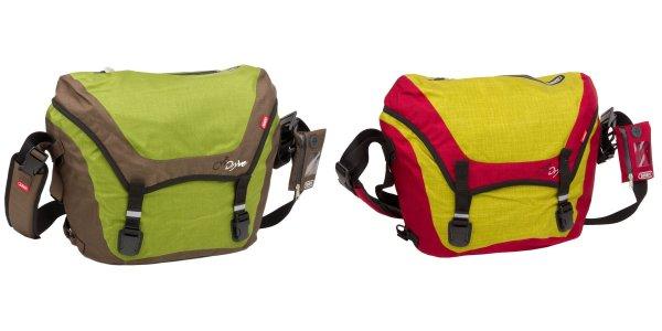 "Abus™ - Fahrradtasche/Messenger Bag ""ST 8600 Dryve L"" (Gelb,Grün) ab €23,61 [@Karstadt.de]"