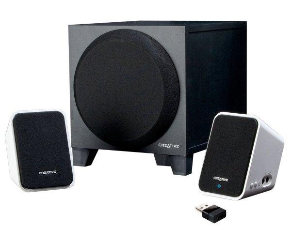 "Bluetooth 2.1-Lautsprechersystem ""Creative Inspire S2 Wireless"" -17% unter bestem Idealo-Preis"