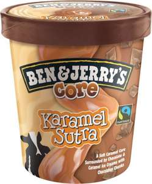 [LOKAL] Ben&Jerrys Karamel Sutra und Peanut Butter me up