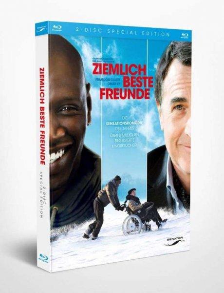 [Amazon Prime] Ziemlich beste Freunde (Special Edition) [2 Blu-rays] für 11,98€ - noch 5 Stück