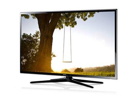 """Samsung UE55F6170 - 138 cm ( 55"""" ) - 6 Series 3D LED-TV - 1080p (FullHD) , EEK:Klasse A+ @MeinPaket"""