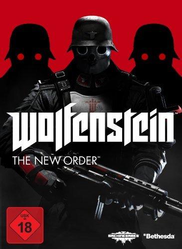 [Amazon.de] Wolfenstein: The New Order (Pc Steam Code) für 24,99€