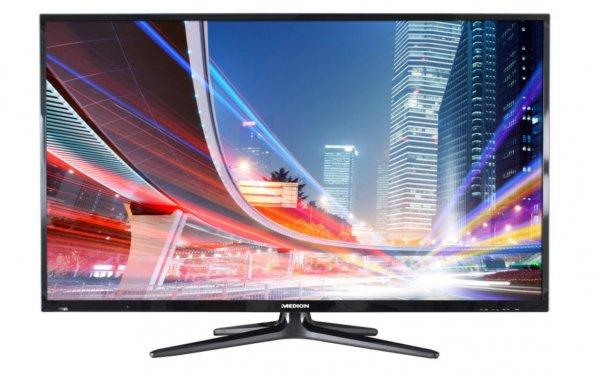 """MEDION LIFE P18041 MD 30757 50""""/127cm LED-Backlight LCD TV Full HD DVB-S2/-T/-C"""