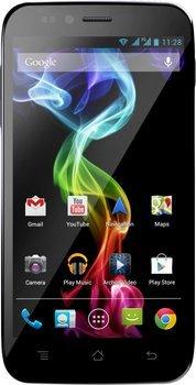 """ARCHOS 50 Platinum Smartphone 4 GB, 5"""" (960x540) QuadCore 1.2 GHz, 1 GB RAM, 8MP für 119€ @Amazon (Avides) Gebraucht - Wie Neu"""