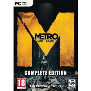 [Steam] Metro Last Light Complete Edition @ Humble Store