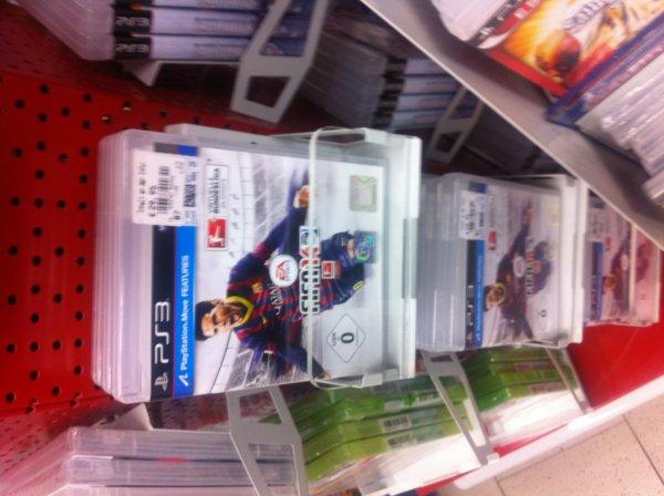 Fifa 14 für PS3 nur 29,95€ mit Rabatkarte nochmal 19% weniger !