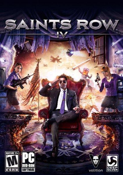 [Amazon US] Saints Row IV $9,99