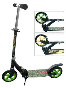 Stamm REBEL Ghost City Roller Scooter @ebay zum neuen Bestpreis