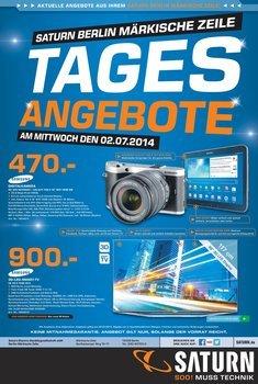 [Lokal Berlin] Samsung NX 300 schwarz + Samsung Galaxy Tab 3.10 wifi 16 GB