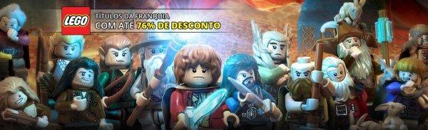 [Steam] Lego PC Games ab 2,32€ noch bis 23:00Uhr @nuuvem