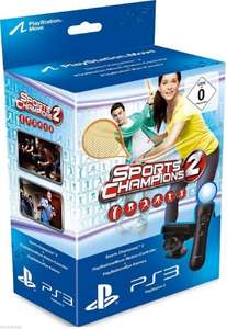 Sony Playstation Move Starter Pack mit Sports Champions 2