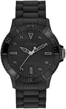 S.Oliver SO-2320-PQ Unisex-Armbanduhr für 36,67€ @Amazon.fr