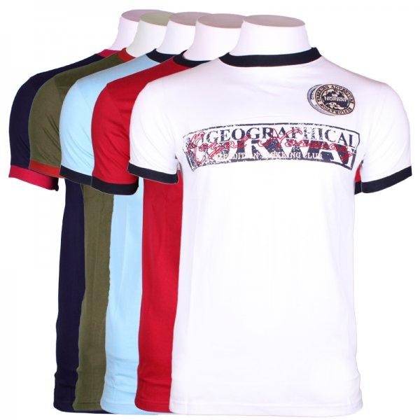 T-Shirts von Geographical Norway für 12,74 Euro inklusive Porto
