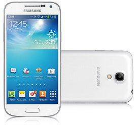 Samsung Galaxy S4 mini weiß/schwarz NEUWERTIG für 100€ @T-Mobile