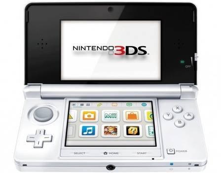 Nintendo 3DS Konsole schneeweiß für 130€ @MeinPaket