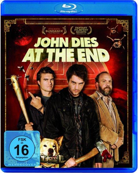 [Amazon Prime] John Dies at the End [Blu-ray] für 4,99€