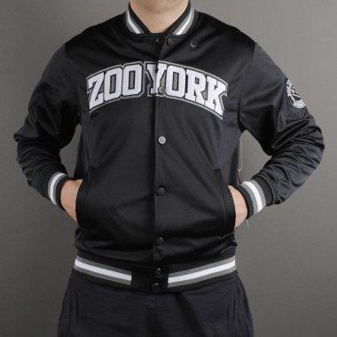 Zoo York Jacke Track Jacket D7 Duster, schwarz @urbanpeople.com KEIN ZOLL/MWST