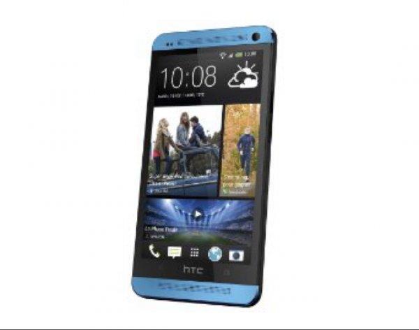 HTC ONE (blau) 32GB amazon.fr