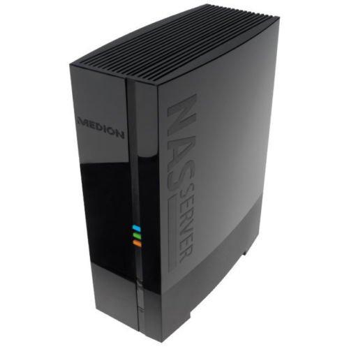 MEDION MD 86587 P89630 Externe NAS Festplatte (B-Ware) für 82,79€ @ebay