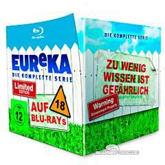 [Media-dealer.de] Eureka - Die komplette Serie [Blu-ray] für 49,94€