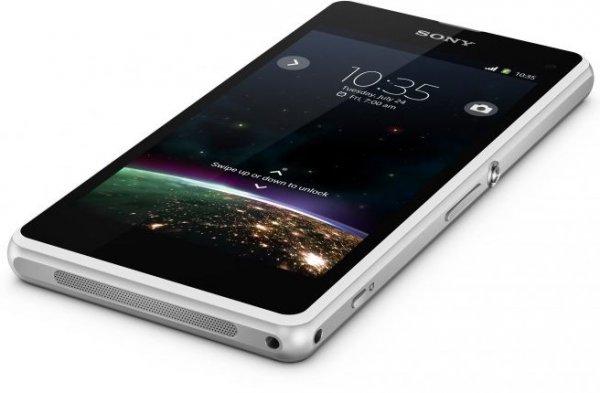 Sony Xperia Z1 compact (schwarz) bei Mindfactory für 335,93 €
