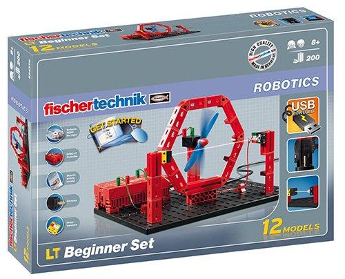 fischertechnik - ROBOTICS LT Beginner Set bei mytoys und amazon