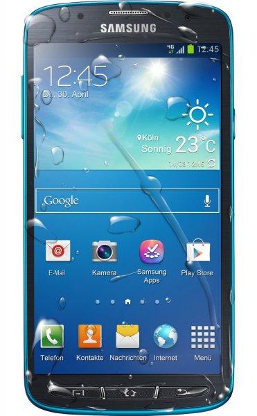 Samsung Galaxy S4 ACTIVE grau NEUWERTIG für 280€ @Telekom