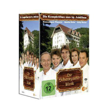 Die Schwarzwaldklinik - Komplettbox (24 DVDs) für 16,98€ inkl. Versand @Bol.de