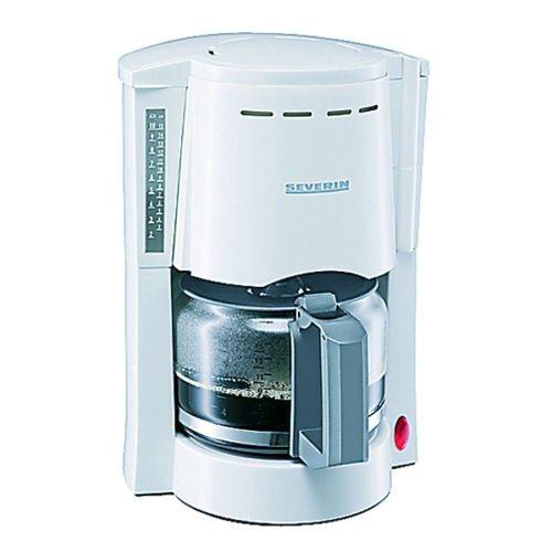 Severin KA 4041 Filterkaffeemaschine Kaffeeautomat für bis zu 10 Tassen Kaffee im ebay WoW für 12,95€ inkl. Versand