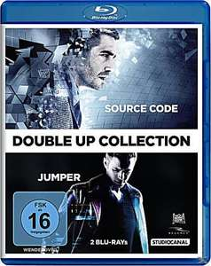 [Alphamovies] Double-Up Collection [Blu-rays] ab 7,77€, z.B. Source Code & Jumper für 7,77€