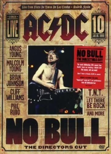 AC/DC - No Bull [The Director's Cut] [DVD] für 5.53€ @ zavvi/thehut