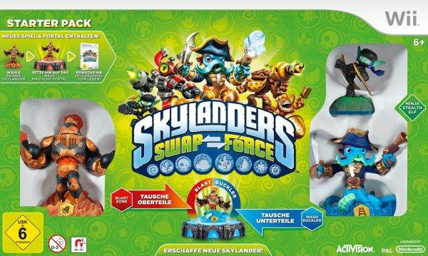 [Müller]  Skylanders: Swap Force - Starter Pack