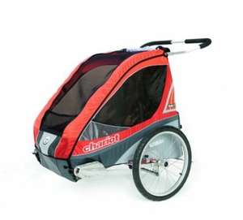 Thule Chariot CTS Corsaire 2 Fahrradanhänger für 655,20€ bei babyonlineshop.de