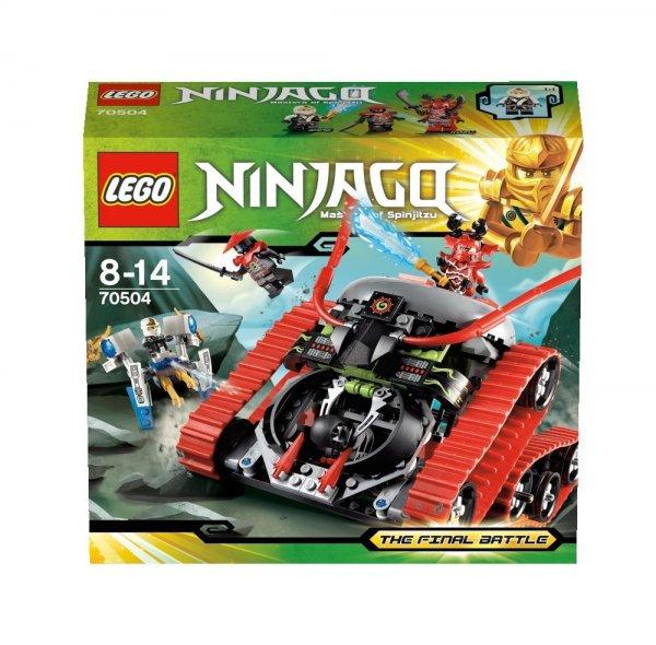 Lego™ - Ninjago: Garmatron (70504) für €22,95 [@Real.de]