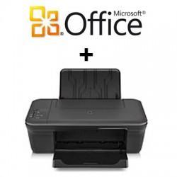 MS Office Pro Plus + HP Drucker
