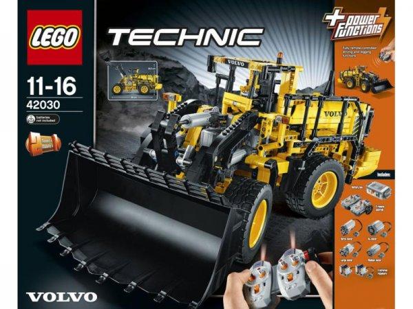 LEGO Technic 42030 Volvo L350F Radlader für 175,94 € vorbestellen