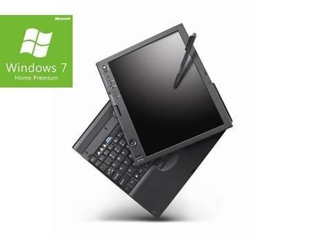Lenovo X61t Thinkpad Tablett Refurbished