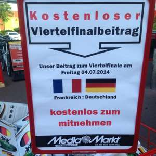 (Lokal MediaMarkt Metrostrasse)FlagTAG gratis